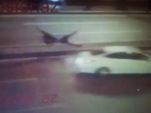 Sərxoş sürücü piyadanı vurdu, sonra evinə apardı – ŞOK HADİSƏ