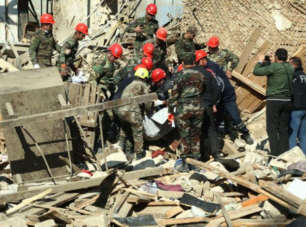 47 mülki şəxs olüb, 222 nəfər yaralanıb – Baş Prokurorluq açıqladı