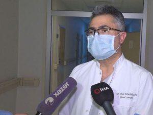 Ermənistanın Bərdəyə raket atəşi nəticəsində yaralananların vəziyyəti ağırdır – Xəstəxana direktoru
