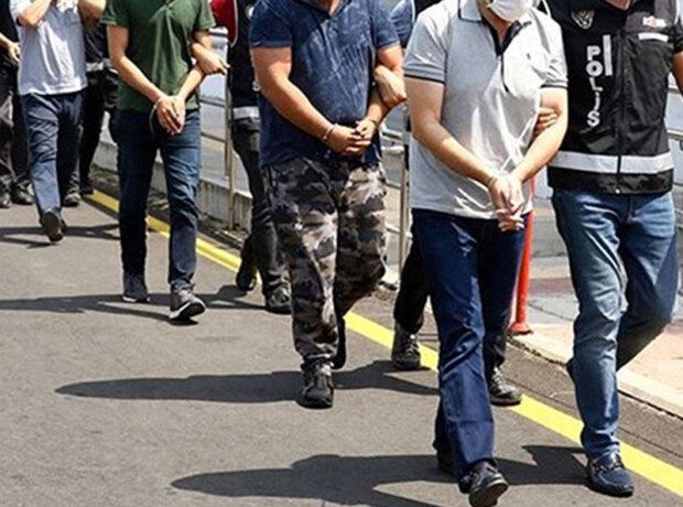 Ankarada terror planlaşdıran 7 İŞİD üzvü saxlanıldı