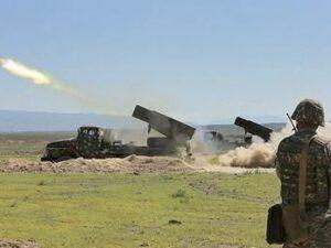 Tərtər rayonunun ərazisi artilleriya atəşinə tutulub – MN