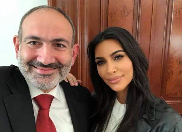 Kim Kardaşyan silah almaq üçün ermənilərə 1 milyon dollar yardım etdi