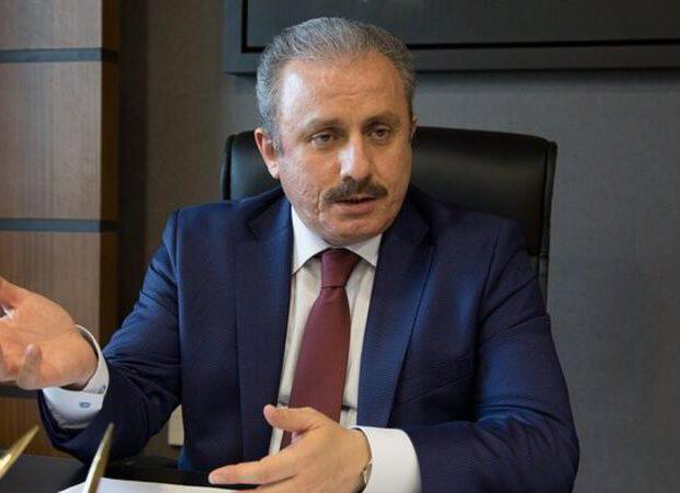 Mustafa Şəntop Bakıda səfərdədir