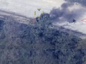 "Ordumuz separatçıların ""müdafiə nazirini"" belə vurdu… – VİDEO"