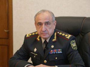 """General-polkovnik Məhərrəm Əliyev """"Twitter""""də paylaşımlar etdi – FOTOLAR"""