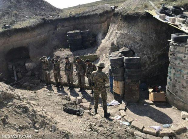 Azərbaycan Ordusunun əsir götürdüyü erməni hərbçilərin eksklüziv görüntüləri – FOTOLAR