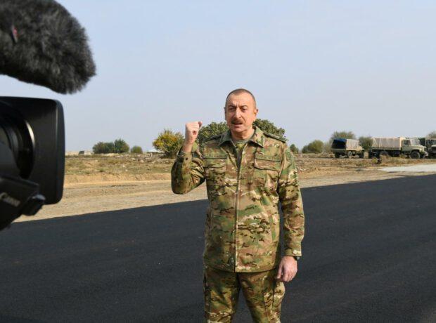 """""""Koçaryan və Sarqsyan, sizin ordunuzu məhv etmişik!"""" – Prezident"""