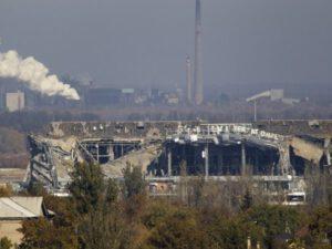 """SON DƏQİQƏ: Ukrayna Donetsk hava limanını atəşə tutur – """"Bayraktar"""" PUAları…"""