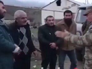Ermənilər ordumuzdan kömək istədi – VİDEO