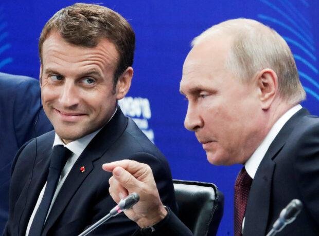 Makronla Putin arasında nə baş verir: KİV-ə sızdırılan gizli danışıqlar – ŞƏRH