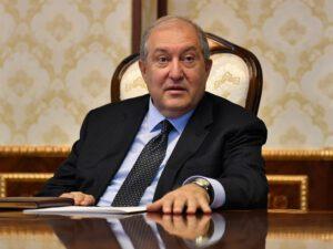Ermənistan Azərbaycanla münasibətlərin inkişafına ehtiyac duyur – Armen Sarkisyan