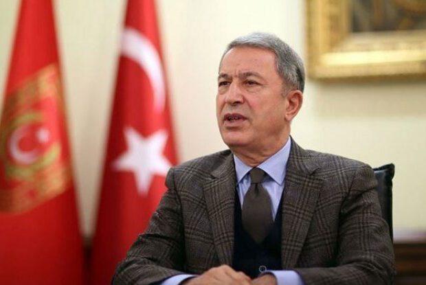 """""""Türkiyə Qarabağa 60 hərbçi göndərib"""" – Hulusi Akar"""