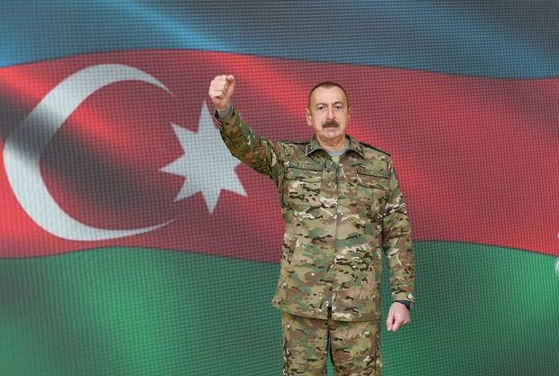 Prezident İlham Əliyev Füzuli rayonuna səfər edib – VİDEO