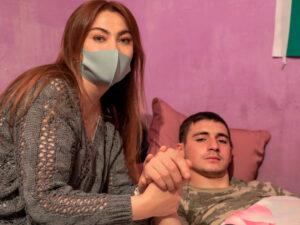 """Ruhi Elçinin evinə getdi: """"Sağalması üçün əlimdən gələni əsirgəməyəcəm"""""""
