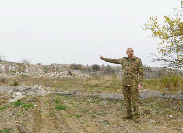 Paşinyanın 7 şərtini başına vurduq – İlham Əliyev