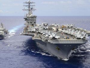 ABŞ donanmasını İranın bir addımlığına geri qaytardı – Bölgədə GƏRGİNLİK