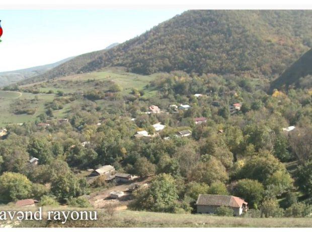 Xocavəndin Tsakuri kəndinin adı dəyişdirildi