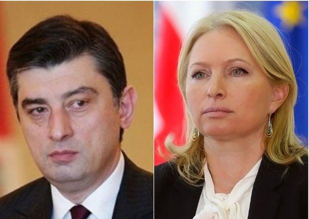 Gürcüstanda baş nazir və İqtisadiyyat naziri karantinə getdi