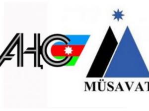 İki müxalifət partiyası birgə etiraz bəyanatını imzalamadı – Reaksiya