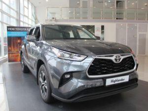 """""""Toyota Highlander"""" 2020-ci il modeli artıq Azərbaycanda! – Təqdimat – FOTOLAR"""