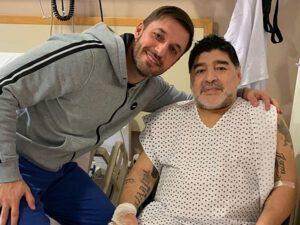 Maradona üçün təcili yardım yarım saatdan sonra gəlib