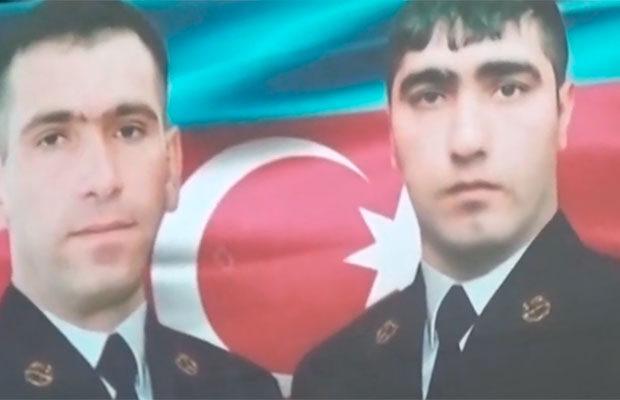 """""""Bir oğlumu dəfn edib gələndən sonra digərinin nəşini gətirdilər"""" – Video"""