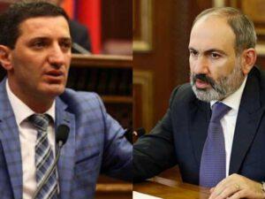 """""""Paşinyan 5 min əsgərin başını yedi, azı 10 min yaralımız var"""" – Erməni deputat"""