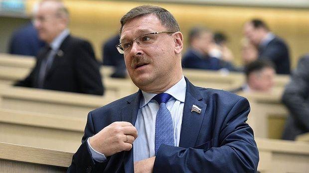 """Konstantin Kosaçev: """"Ermənistan razılaşmanın öhdəliklərini yerinə yetirməyə hazır olduğunu göstərməlidir"""""""