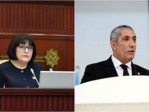 """Sahibə Qafarova Siyavuş Novruzovun təklifi barədə: """"Bu məsələ müzakirə mövzusu deyil"""""""