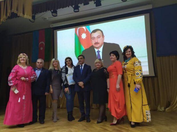 """""""Azərbaycan – Ukrayna"""" Beynəlxalq alyansı İlham Əliyevi """"İlin Prezidenti"""" elan edib"""