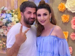 Aparıcı Zaur Baxşəliyev ikinci dəfə ata oldu