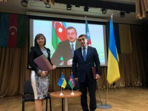 """Международный альянс """"Азербайджан-Украина"""" объявил Ильхам Алиева """"Президентом года"""""""