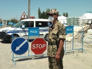 Cəbrayılda komendant postunda saxlanılan avtomobildən döyüş sursatı aşkarlandı
