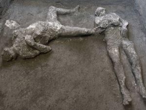 Tarixə düşən faciəvi vulkan püskürməsinin yeni qurbanları tapıldı – FOTO