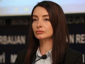 Leyla Abdullayeva: Ermənistanın pozucu yanaşması Yerevanın mənfur niyyətini nümayiş etdirir