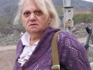 """""""Biz geri dönəcəyik…"""" – Laçının Zabux kəndindəki silahlı erməni qadın – VİDEO"""