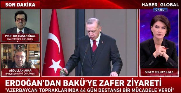 Ərdoğandan Bakı səfəri öncəsi Azərbaycanla bağlı AÇIQLAMA – VİDEO