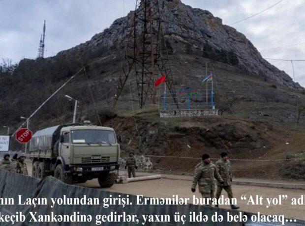 Ermənilər içib Azərbaycan postlarına hücum edir – Le Monde