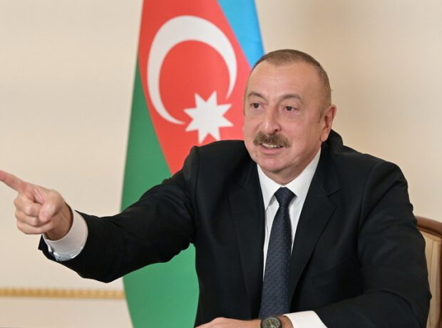 """Azərbaycan Prezidenti: """"Hanı o şərt? Cəhənnəmə getdi"""""""