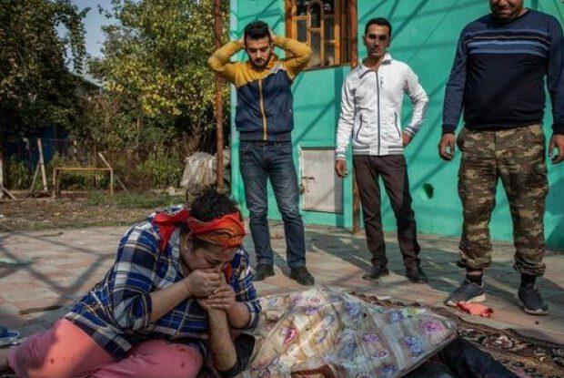 Bərdədə erməni terroru zamanı çəkilmiş şəkil ilin 100 görüntüsündən biri oldu – FOTO