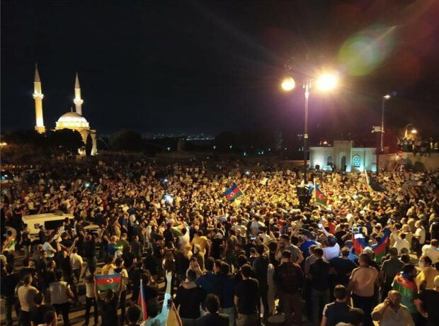 MM-ə qanunsuz daxil olan daha 15 nəfər azadlığa buraxıldı