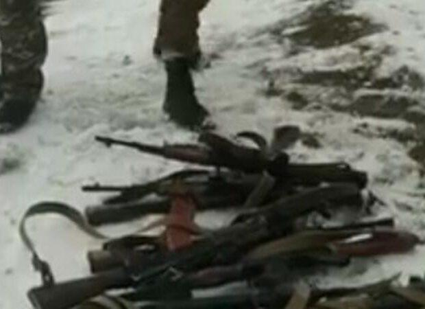 SON DƏQİQƏ: Erməni terrorçuları hərbçilərimizə TABE OLDULAR – VİDEO