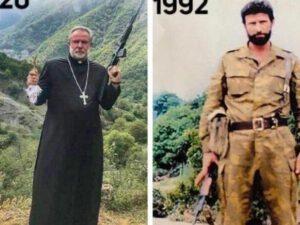 Ermənilər terrorçunu Xudavəng monastırına rəhbər təyin etmişdi – Rusiya KİV