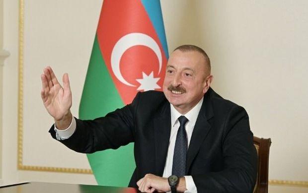 """Prezident: """"Ermənistan üçün qatar getdi, o qatara minə bilərlər, əgər bizim icazəmiz olsa"""""""