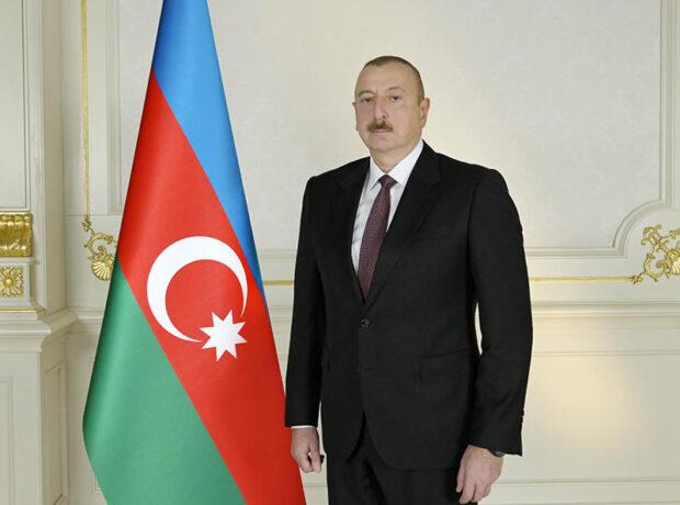 Prezident Hacıqabul Sənaye Məhəlləsinin açılışında