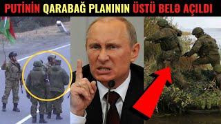 Rus ordusunun Qarabağdakı TƏHLÜKƏLİ PLANI – Putin Nələri Gizlədirmiş? / VİDEO