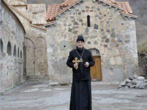 Xudavəngin vaizindən ermənilərlə monastırda yaranmış mübahisə ilə bağlı AÇIQLAMA
