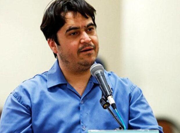 İranda jurnalist edam edildi