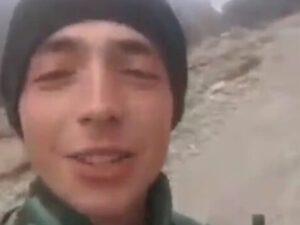 19 yaşlı ŞƏHİDİN atasına göndərdiyi son videosu ÜRƏKDAĞLADI