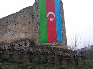 Azərbaycan Ordusunda Vətən müharibəsi şəhidlərinin xatirəsi anıldı – FOTO+VİDEO